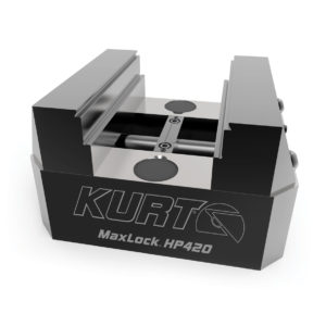 Kurt Self Centering 5-Axis Vises