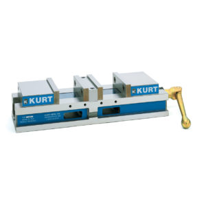 "Kurt 8"" Double Station Vises"